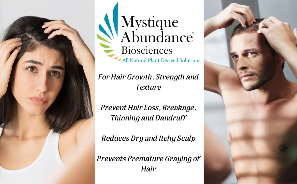 For All Types Of Hair In Men And Women