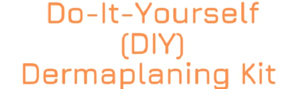 As Featured in Allure - Do It Yourself (DIY) Dermaplaning Tool Kit