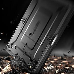 Supcase Unicorn Beetle Pro Case for iPad Pro 11 12.9 inch 2020 Apple pencil slot