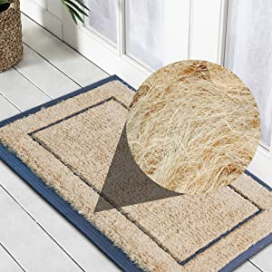 Natural Coir with Rubber