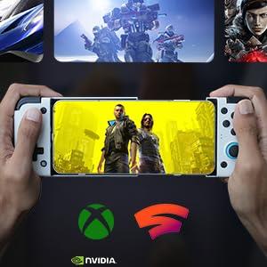 X2+Cloud gaming platforms