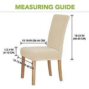 standard strechy chair slipcover
