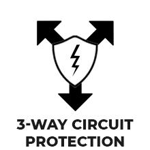 3 way protection