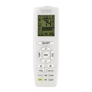 boreal brisa remote control