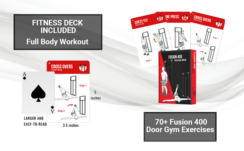 Portable Home Gym Exercise Equipment Door Gym