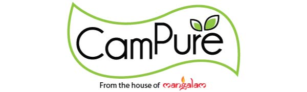 CamPure Camphor Cone air freshener car mosquito repellent kampoor