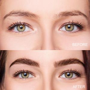natural eye brow color pen