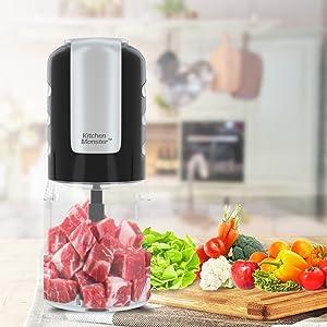 KitchenMonster Food Processor