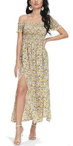 tube maxi dress for women