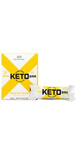 keto snacks protein bars bhb d-bhb mct low carb no sugar