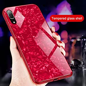 Tempered glass shell case cover guard