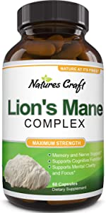 lions mane mushroom cognitive help sleep hormonal balance digestion mood balance