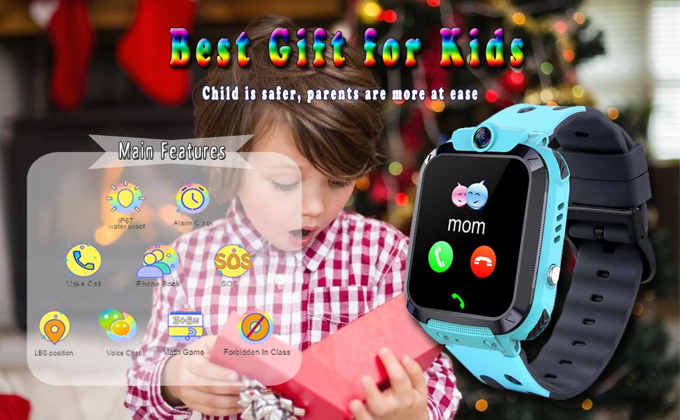 kids watch phone
