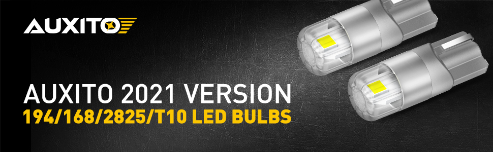 AUXITO 194 168 LED Bulbs