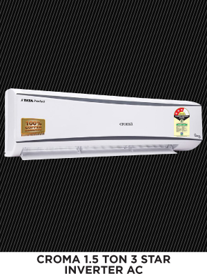 Croma Inverter AC 3 Star