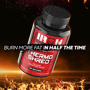 Iron Brothers Supplements ThermoShred