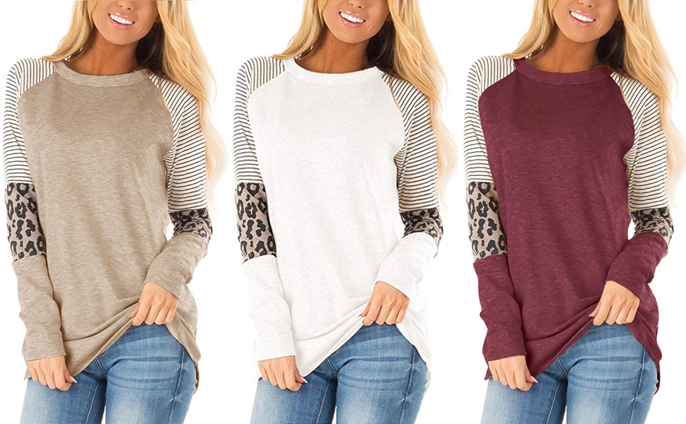 womens fall tops