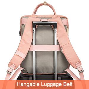 Hangable Luggage Belt
