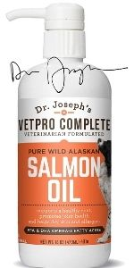 Salmon oil for dogs healthy and happy pets family care