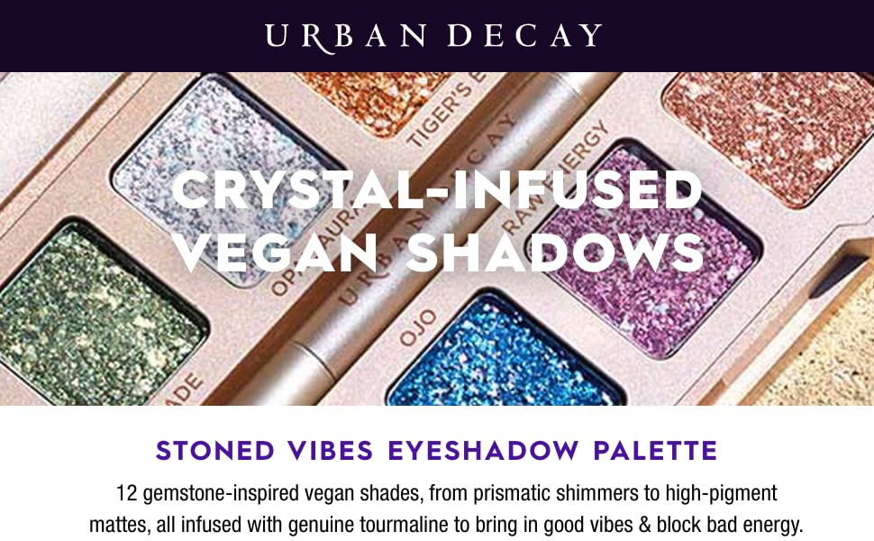 Urban Decay - Stoned Vibes Eyeshadow Palette