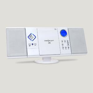 Oneconcept V 12 Stereoanlage Mit Cd Player Elektronik