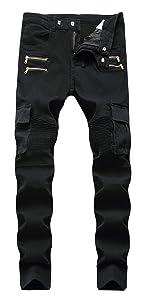 moto jeans for men