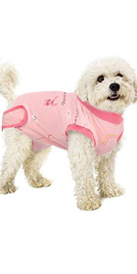 Dog Recovery Suit4