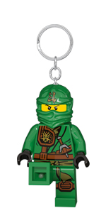 LEGO Ninjago Classic Lloyd Key Light keychain