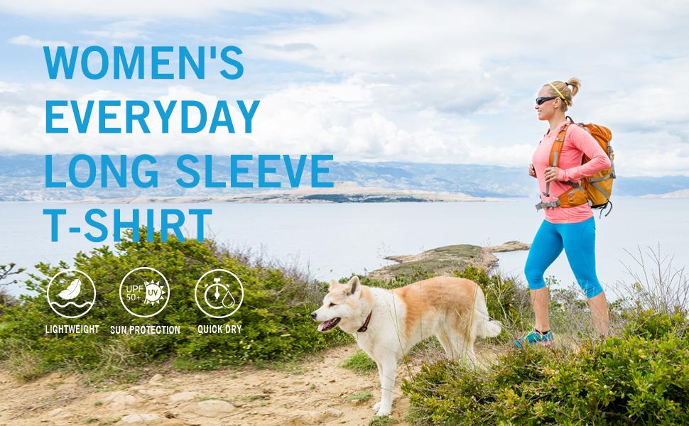 Womens Sun Shirt