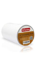"""XFasten Cat Training Tape, 2"""" x 15 Yards (3-Pack)"""