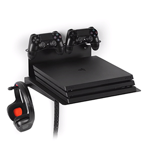 Borangame Soporte de Pared para Playstation 4 Normal / PS4 Pro / PS4 Slim Y Xbox 360 / One/One S/One X: Amazon.es: Electrónica