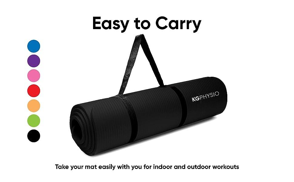 yoga mats, fitness mat, workout mats, pilates mats