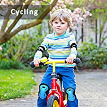 cycing protective gear set for kids youth