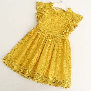 Color: Flutter Sleeve-mustard Yellow