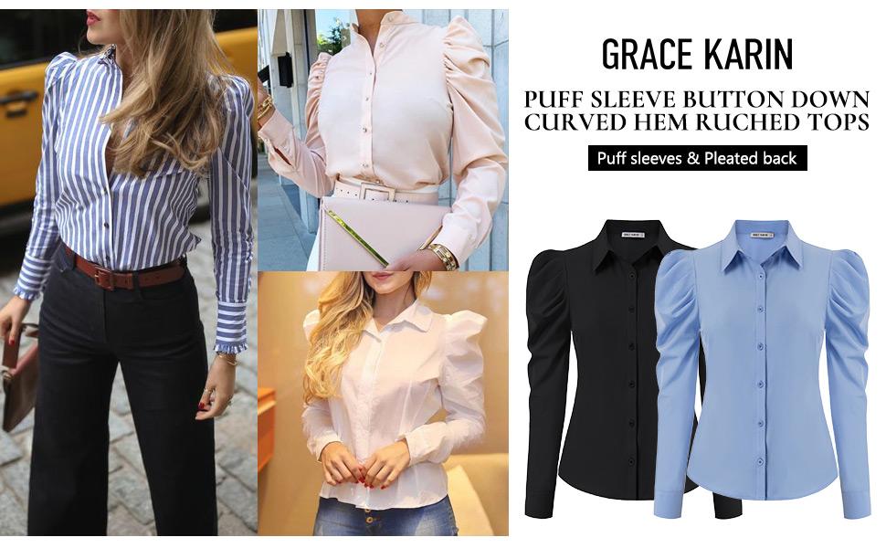 collar blouse