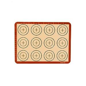 Tapis de cuisson en silicone pour macarons