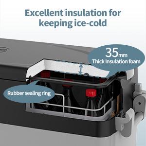 car freezer