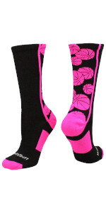 Crazy Basketball Socks