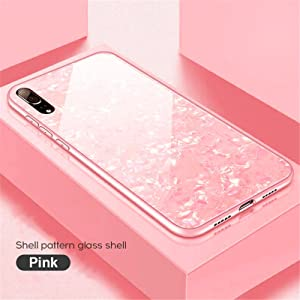 Baby Pink Glass case Cover is beautifully designed for glass case for your smart phone