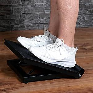rpm power, iron slant board, high quality slant board, angled board, slant board for stretching
