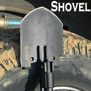 iunio 35 inch shovel on tire