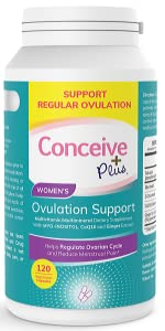 ovulation cycle support help pcos psoc ovulate period help insoitol myo-inistol capsules pills