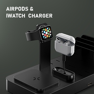 airpods & iWATCH STANDS