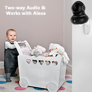 Two-way audio