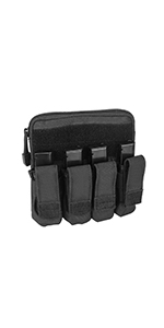 Tactical Pistol Mag Pouch