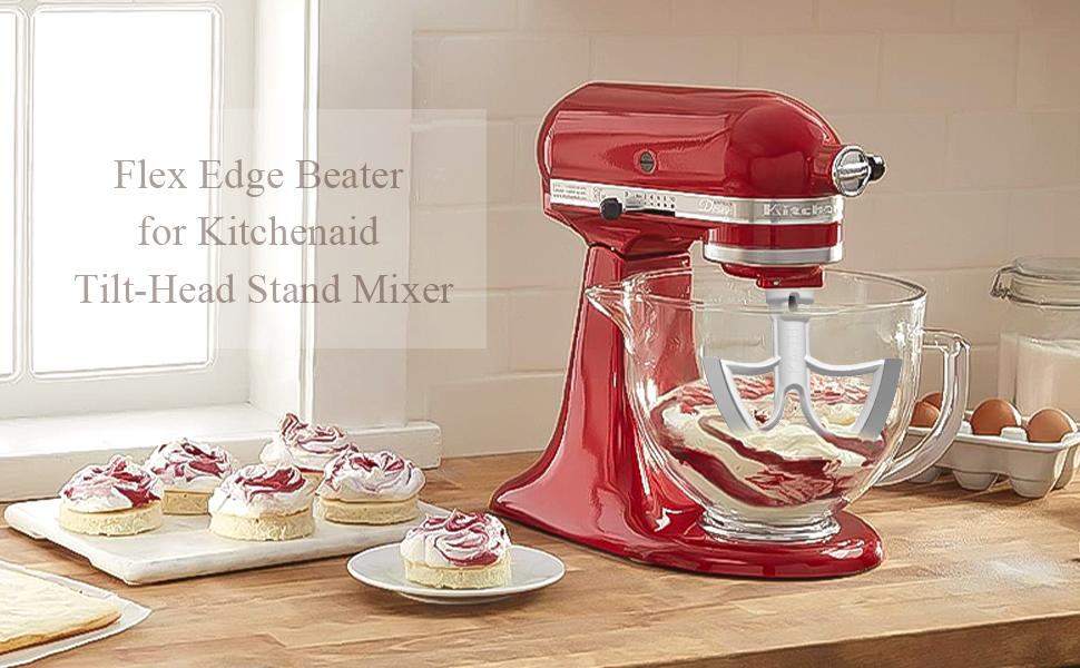 Flex Edge Beater for KitchenAid Tilt-Head
