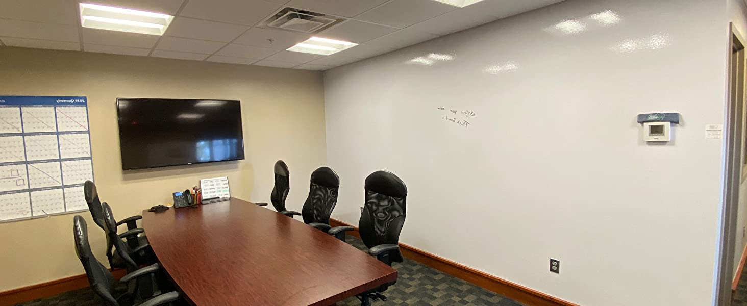 whiteboard wall