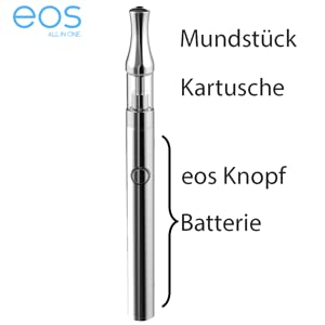 eos vape pen anleitung