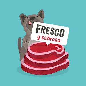 Edgard & Cooper | Salmón Noruego con Remolacha, Manzana, Mango y Grosella Frescos | Comida Seca para Perros Adultos | Sin Cereales | Hipoalergénico | ...