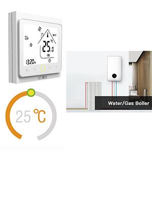 Termostato WiFi para caldera de Gas